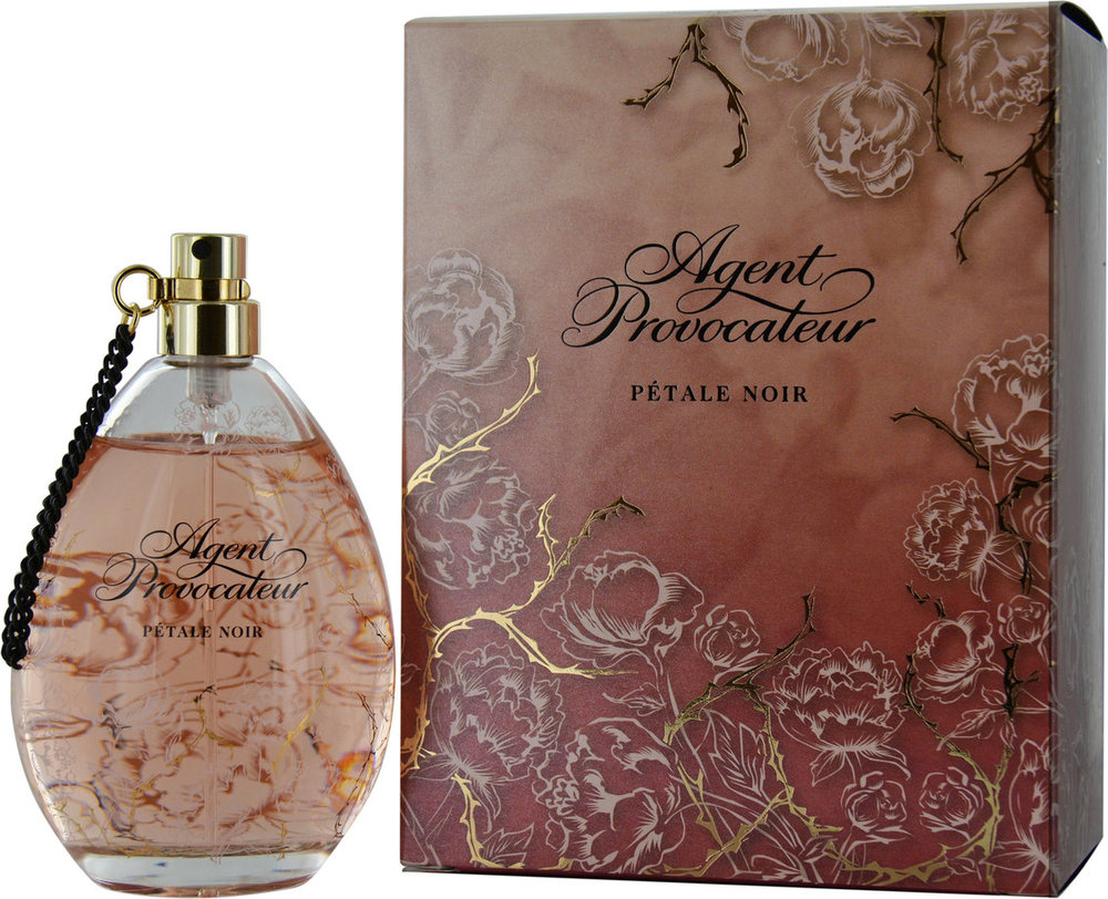 Agent Provocateur Petale Noir Fragrance Review Eau Talk The