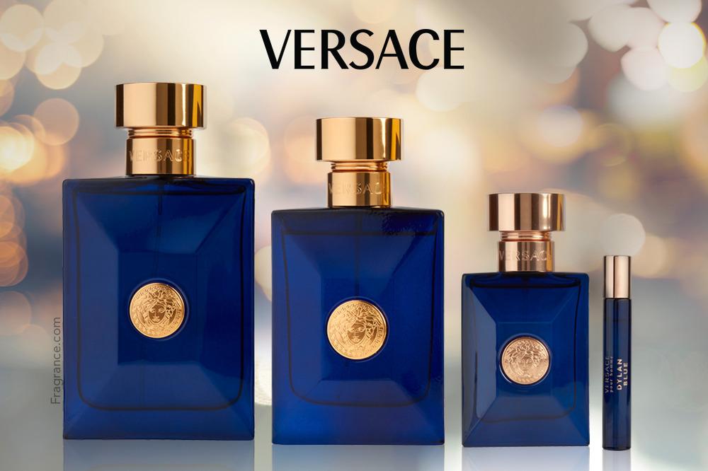 Versace Dylan Blue Cologne Review Eau Talk The Official