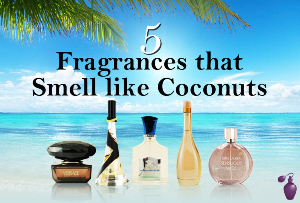 5 Fragrances That Smell Like Coconuts