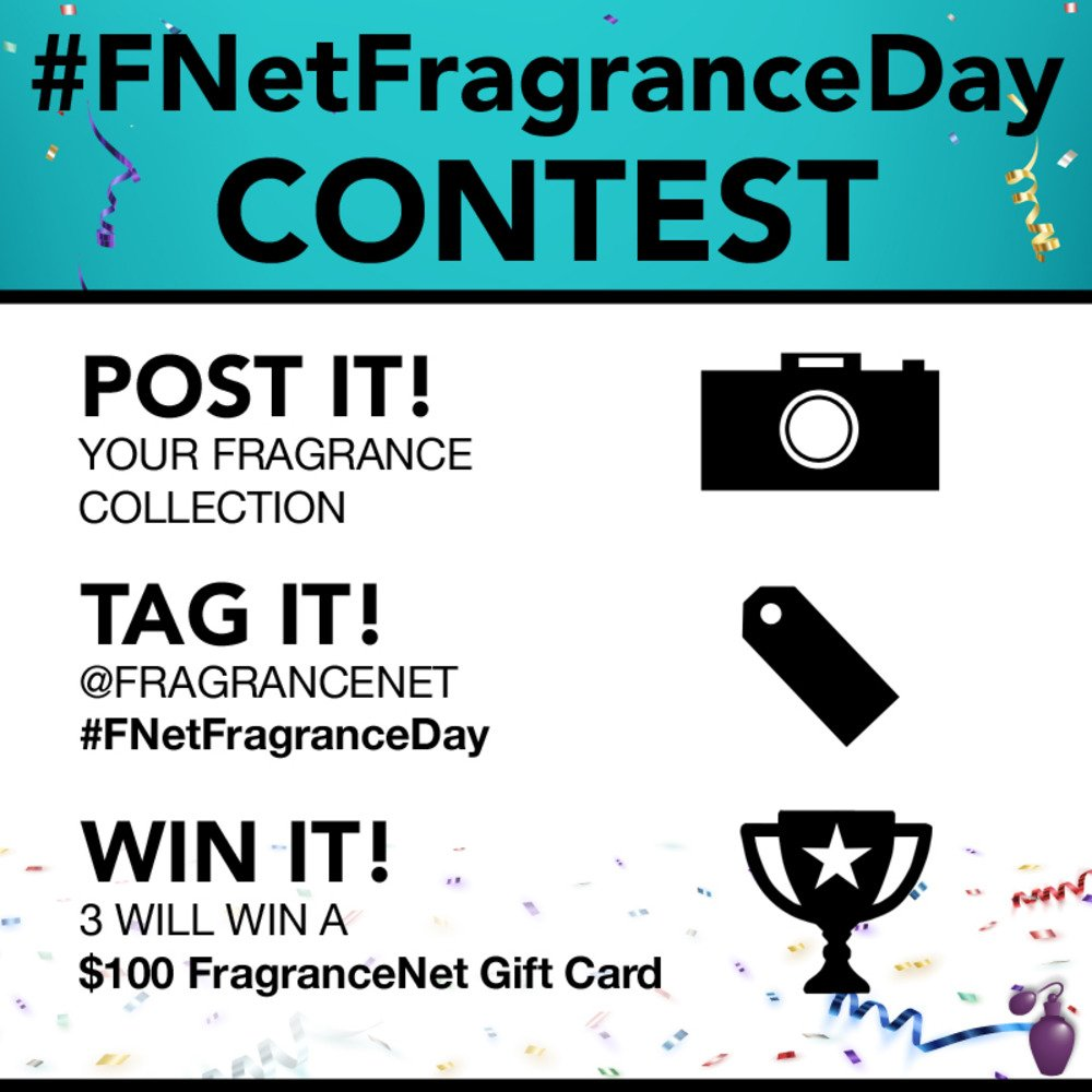The Fragrance Instagram Sweepstakes OfficialRules