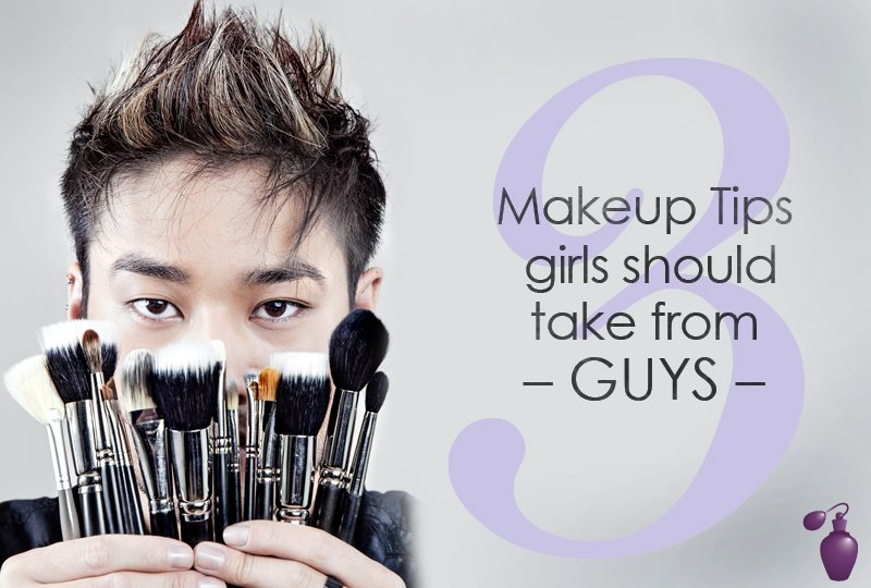 How To Put On Makeup For Guys 1000 Images About Beauty On Physicians ...