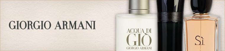 Giorgio Armani Perfume & Cologne