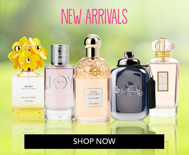 Shop New Arrivals sales collection