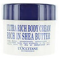 L'Occitane Shea Butter Ultra Rich Body Cream For Dry Skin for women by L'Occitane