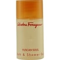 Tuscan Soul Bath And Shower Gel for unisex by Salvatore Ferragamo