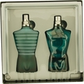 Jean Paul Gaultier Eau De Toilette Spray 4.2 oz & Aftershave Lotion 4.2 oz for men by Jean Paul Gaultier