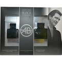 Seduction In Black Eau De Toilette Spray 3.4 oz & Aftershave Lotion 3.4 oz for men by Antonio Banderas
