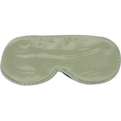 Spa Accessories Silk Sleep Mask (Celery) for unisex by Spa Accessories