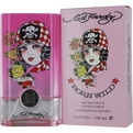 Ed Hardy Born Wild Eau De Parfum for women by Christian Audigier
