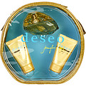Deseo Eau De Parfum Spray 1.7 oz & Body Lotion 1.7 oz & Shower Gel 1.7 oz & Pouch for women by Jennifer Lopez