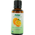 Essential Oils Now Orange Oil 100% Organic for unisex by Now Essential Oils
