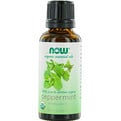 Essential Oils Now Peppermint Oil 100% Organic for unisex by Now Essential Oils