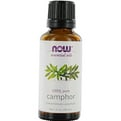 Essential Oils Now Camphor Oil, White for unisex by Now Essential Oils