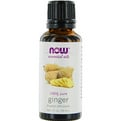 Essential Oils Now Ginger Oil for unisex by Now Essential Oils