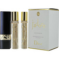 Jadore Eau De Parfum Refillable Purse Spray .67 oz & Two Eau De Parfum Refills .67 oz Each for women by Christian Dior
