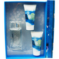 L'Eau Par Kenzo Eau De Toilette Spray 1.7 oz & Shower Gel 1.7 oz & Body Gel 1.7 oz for women by Kenzo