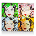 Nars Andy Warhol Collection Debbie Harry Eye And Cheek Palette (4x Eyeshadows, 2x Blushes) for women by Nars