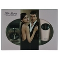 Her Secret Eau De Toilette Spray 2.7 oz & Body Lotion 3.4 oz for women by Antonio Banderas