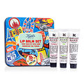 Kiehl's Lip Balm #1 Set: Lip Balm #1 15ml/0.5oz + Lip Balm #1 Cranberry 15ml/0.5oz + Lip Balm #1 Pear 15ml/0.5oz --3x15ml/0.5oz for women by Kiehl's