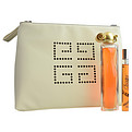 Organza Eau De Parfum Spray 1.7 oz & Eau De Parfum Spray .34 oz & Pouch for women by Givenchy