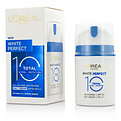 L'Oreal White Perfect Total 10 Whitening Day Cream Spf 30 Ok for women by L'Oreal