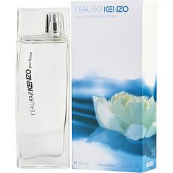 L'EAU PAR KENZO by Kenzo - EDT SPRAY 3.4 OZ