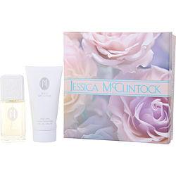 JESSICA MCCLINTOCK by Jessica McClintock SET-EDP SPRAY 3.4 OZ & BODY LOTION 5 OZ for WOMEN