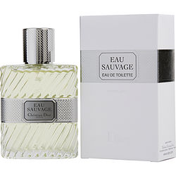 EAU SAUVAGE by Christian Dior - EDT SPRAY 1.7 OZ