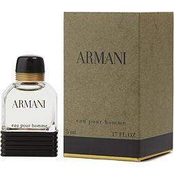 ARMANI by Giorgio Armani - EDT .24 OZ MINI