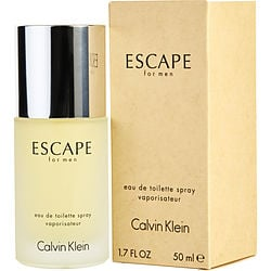 ESCAPE by Calvin Klein EDT SPRAY 1.7 OZ for MEN