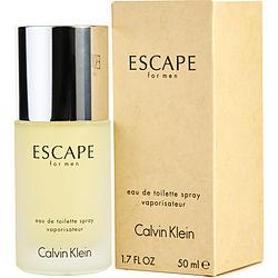 ESCAPE by Calvin Klein EDT SPRAY 1.7 OZ for MEN