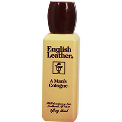 ENGLISH LEATHER by Dana - COLOGNE 2 OZ (PLASTIC TRAVEL BOTTLE)