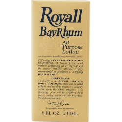 ROYALL BAYRHUM by Royall Fragrances AFTERSHAVE LOTION COLOGNE 8 OZ for MEN