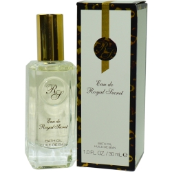ROYAL SECRET by Five Star Fragrance Co. BATH OIL 1 OZ for WOMEN