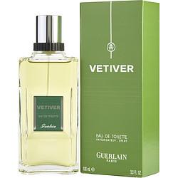 VETIVER GUERLAIN by Guerlain EDT SPRAY 3.3 OZ for MEN