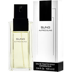 SUNG by Alfred Sung EDT SPRAY 3.4 OZ for WOMEN