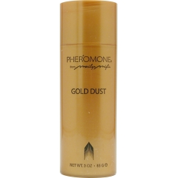 PHEROMONE by Marilyn Miglin GOLD DUST POWDER 3 OZ for WOMEN