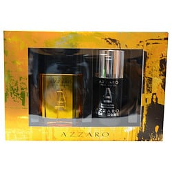 AZZARO by Azzaro SET-EDT SPRAY 1.7 OZ & DEODORANT STICK 2.2 OZ for MEN