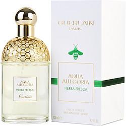 Aqua Allegoria Herba Fresca By Guerlain Edt Spray 4.2 Oz For Women