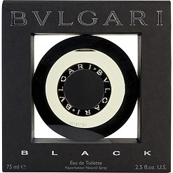BVLGARI BLACK by Bvlgari EDT SPRAY 2.5 OZ for UNISEX