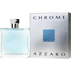 CHROME by Azzaro EDT SPRAY 3.4 OZ for MEN
