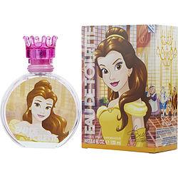 Beauty & The Beast By Disney Princess Belle Edt Spray 3.4 Oz For Women