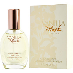 VANILLA MUSK by Coty Cologne SPRAY 1 OZ for WOMEN