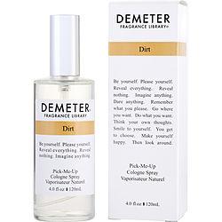 DEMETER by Demeter DIRT COLOGNE SPRAY 4 OZ for UNISEX