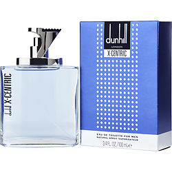 X-CENTRIC by Alfred Dunhill EDT SPRAY 3.4 OZ for MEN