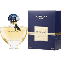 SHALIMAR by Guerlain EDT SPRAY 1.6 OZ for WOMEN