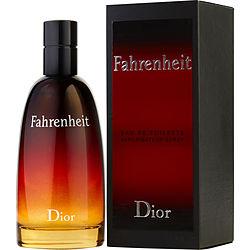 FAHRENHEIT by Christian Dior EDT SPRAY 3.4 OZ for MEN