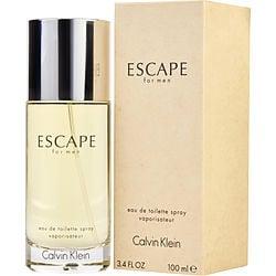 ESCAPE by Calvin Klein EDT SPRAY 3.4 OZ for MEN