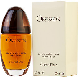 OBSESSION by Calvin Klein EDP SPRAY 1.7 OZ for WOMEN