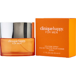 HAPPY by Clinique Cologne SPRAY 1.7 OZ for MEN